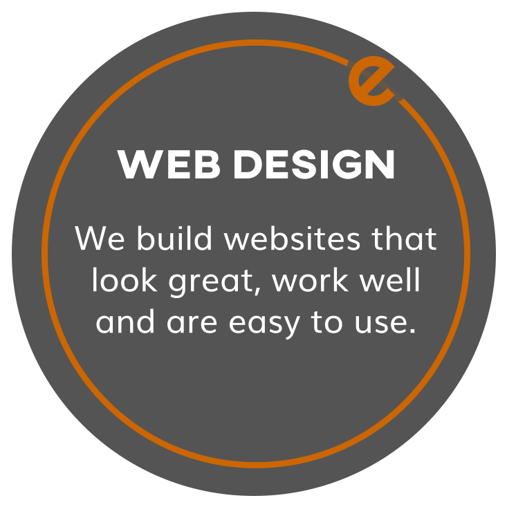 encompass web design service