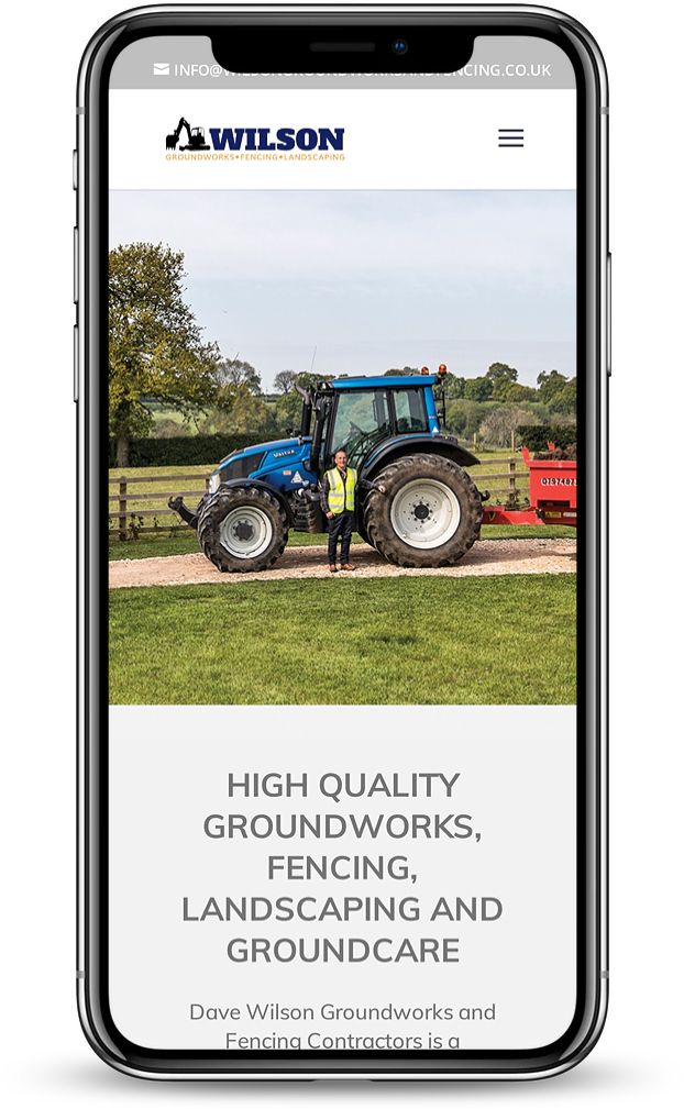 wilson groundworks mobile