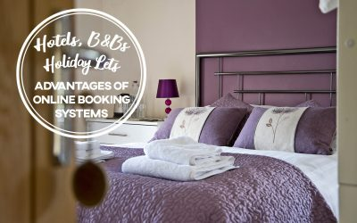 Direct online booking systems for Hotels, B&Bs and Holiday Lets
